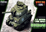 U.S. medium tank M4A1 Sherman, Snap fit