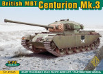 British MBT Centurion Mk.3 Korean War
