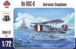 German seaplane He-60 C-D