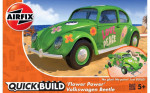 "Volkswagen Beetle ""Flower Power"" (Quick Build)"