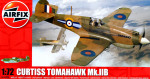 Fighter Curtiss Tomahawk Mk.IIB