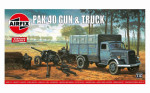 Pak 40 Gun and truck Opel Blitz (2 model kits in the box)