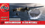 Bomber North American B-25B Mitchell