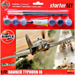 Gift set Hawker Typhoon 1B