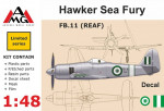 FB.11 (REAF) Hawker Sea Fury