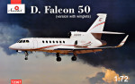 Dassault Falcon 50 (version with winglets)