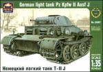 Pz.Kpfw II Ausf.J German light tank