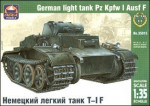 Pz.Kpfw I Ausf.F German light tank