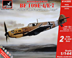"Messerschmitt Bf 109E ""Mediterranean TO Aces"" (two kits in box)"