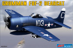 Grumman F8F-2 BEARCAT USAF carrier based fighter