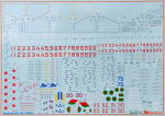 Decal 1/72 for Yakovlev Yak-130