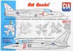 Decal: Hot Gnats!