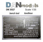 Bench tool. Toolbox