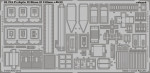 Photoetched set 1/35 Pz.Kpfw II Bison II 150mm s.IG33, Dragon kit