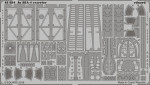 Photoetched set for Ju 88A-4 exterior, ICM kit