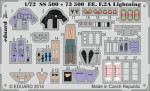 Photoetched set 1/72 Hurricane Mk.I, for Airfix kit