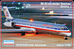 Civil airliner MD-80 Late version