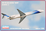 "Civil airliner MD-80 Late version ""Spirit"""