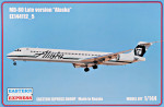 "Civil airliner MD-80 Late version ""Alaska"""