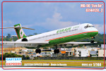 "Civil airliner MD-90 ""Eva Air"""