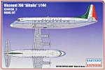 "Civil airliner Viscount 700 ""Alitalia"""