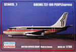 Boeing 737-100 Peoplexpress