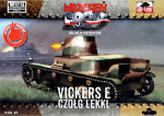Light tank Vickers E