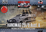 Hanomag 251/6 Ausf. A (Snap fit)