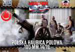 Polish Field Howitzer 100mm 14/19 (Snap fit)