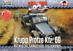 Krupp Protze Kfz.69 German truck (Snap fit)