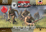 Polish Uhlans Dismounted, 1939