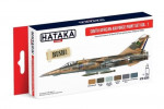 Paint Set South African Air Force vol. 1, 6 pcs
