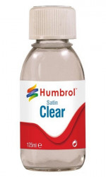 Clear-satin - 125 ml