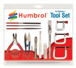 Medium tool set Humbrol