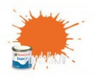 Alkyd enamel paint Humbrol, orange (Matt), 14 ml