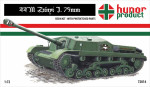 44M Zrinyi I with 75mm gun (resin kit + pe)