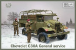 Chevrolet C30A General service