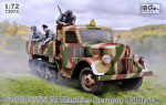 German Halftrack Ford V3000S/SS Maultier