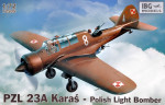PZL 23A Karas Polish Light Bomber