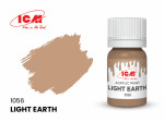 Acrylic paint ICM, Light Earth, 12ml