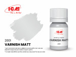 ICM, Varnish Matt, 12ml