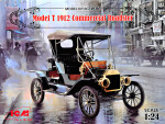 Model T 1912 Commercial roadster, American car