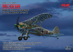 CR. 42 LW , WWII German Luftwaffe Ground Attack Aircraft