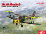 de Havilland DH.82A Tiger Moth, British Training Aircraft