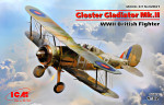 Gloster Gladiator Mk.II (WWII British fighter)