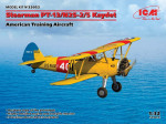 Stearman PT-13/N2S-2/5 Kaydet (American training aircraft)
