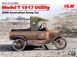 Model T 1917 Utility, WWI Australian Army Car