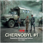 Chernobyl#1. Radiation Monitoring Station