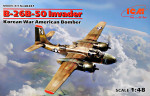 B-26B-50 Invader, Korean War American bomber