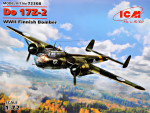 Do-17Z-2 WWII Finnish bomber